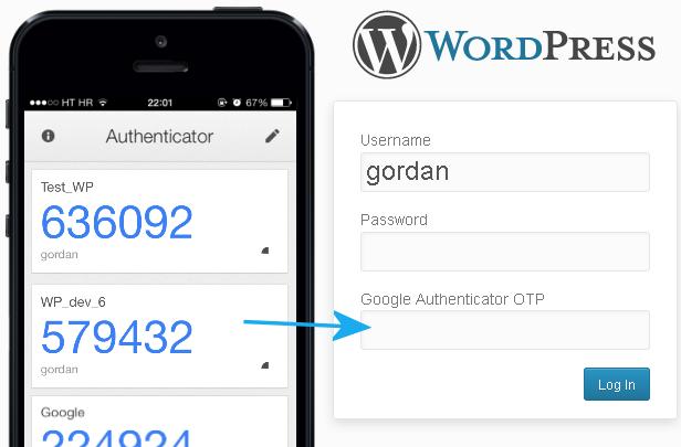 5sec Google Authenticator 2-Step Login Protection - 1